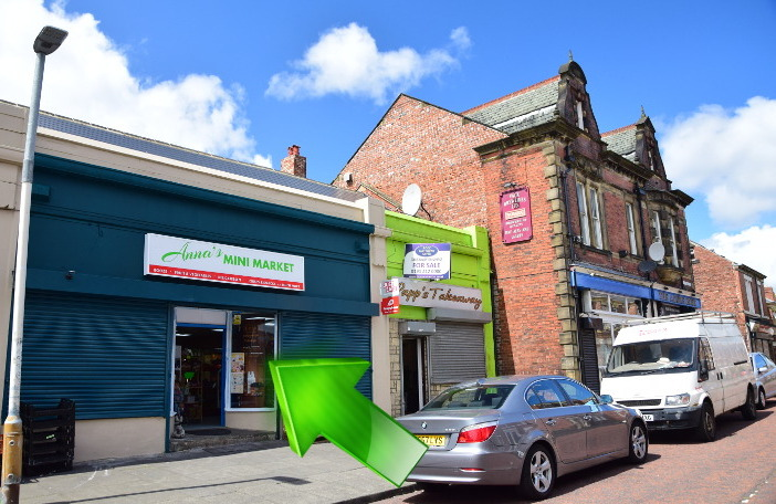 Anna's - polski mini market w Bensham / Gateshead
