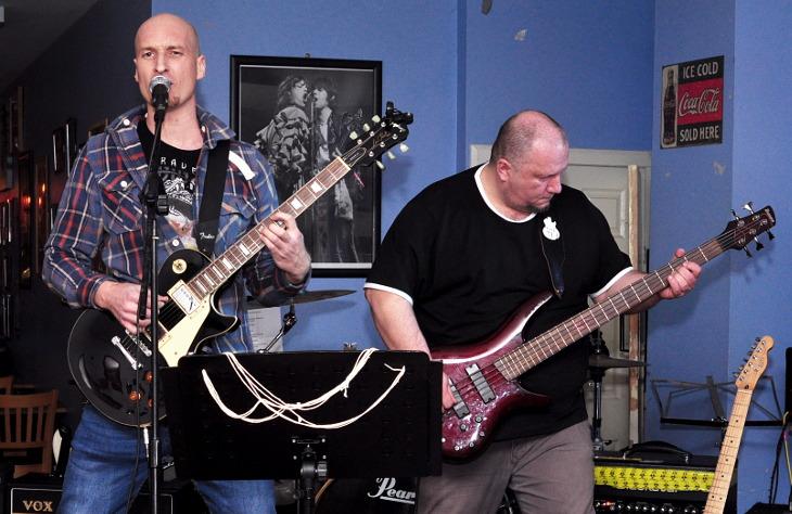 Polski rock and roll w Stockton-on-Tees - fotorelacja