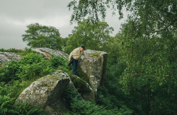Shaftoe Crags - w kamiennym kręgu tajemnic
